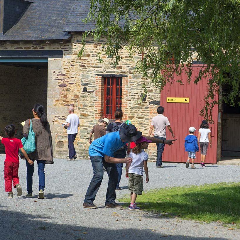 Ecomusée du pays de Rennes (c) Hervé Ronné